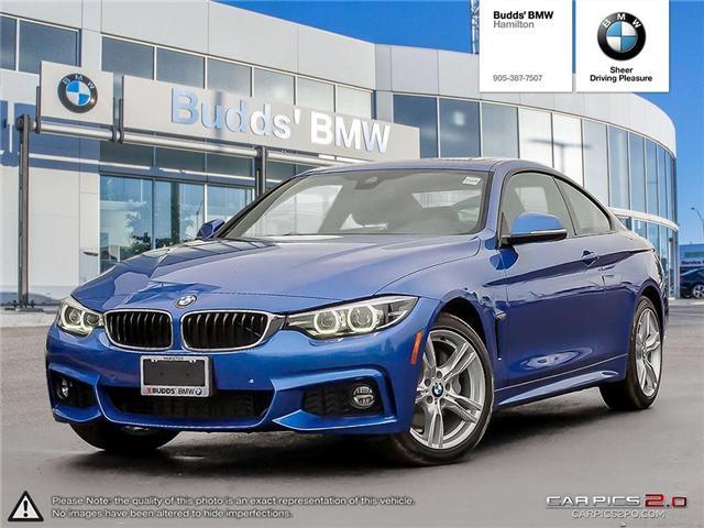 2019 BMW 430i xDrive (Stk: B36489) in Hamilton - Image 1 of 23