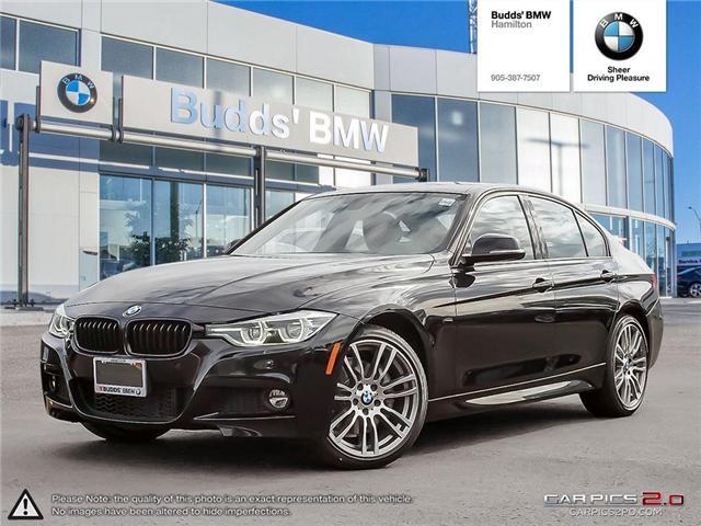 2018 BMW 330 i xDrive (Stk: B36172) in Hamilton - Image 1 of 26