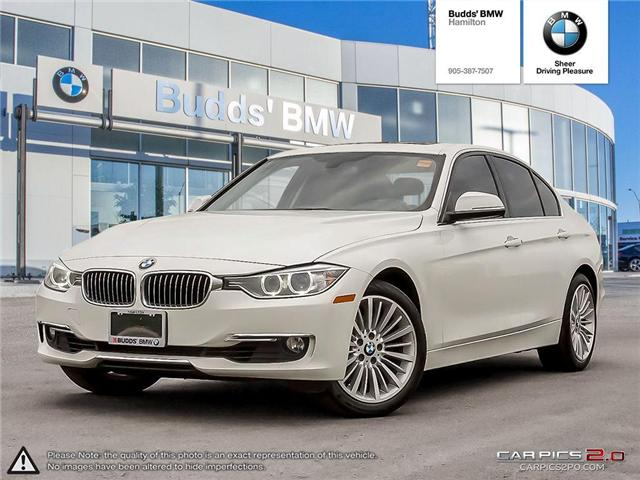 2014 BMW 328i xDrive (Stk: DH3108) in Hamilton - Image 1 of 24