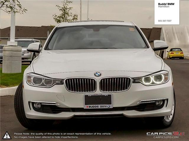 2014 BMW 328i xDrive (Stk: DH3108) in Hamilton - Image 2 of 24