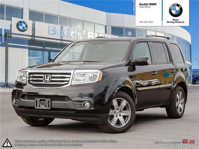 2015 Honda Pilot Touring (Stk: T40962AA) in Hamilton - Image 1 of 26