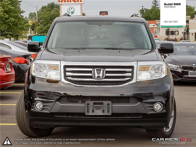 2015 Honda Pilot Touring (Stk: T40962AA) in Hamilton - Image 2 of 26