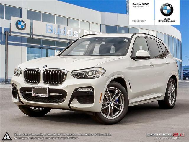 2019 BMW X3 xDrive30i (Stk: T73843P) in Hamilton - Image 1 of 25