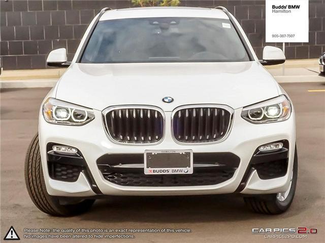 2019 BMW X3 xDrive30i (Stk: T73843P) in Hamilton - Image 2 of 25