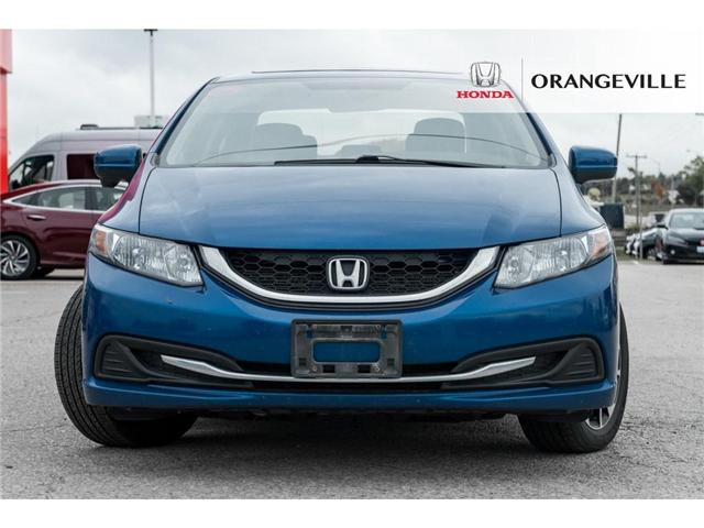 2015 Honda Civic EX (Stk: V18314A) in Orangeville - Image 2 of 20