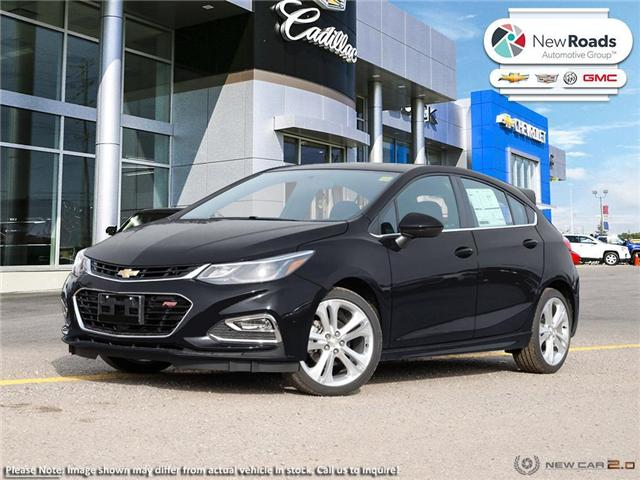 2018 Chevrolet Cruze LT Auto (Stk: S513807) in Newmarket - Image 1 of 22