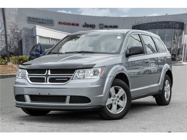 2016 Dodge Journey CVP/SE Plus (Stk: 157396T) in Mississauga - Image 1 of 19