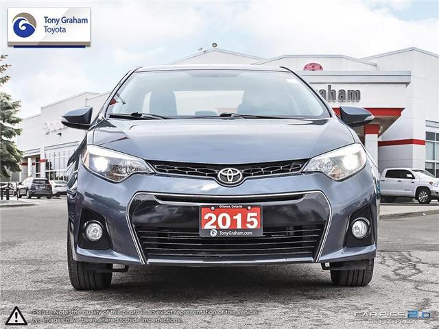 2015 Toyota Corolla S (Stk: U9002) in Ottawa - Image 2 of 27