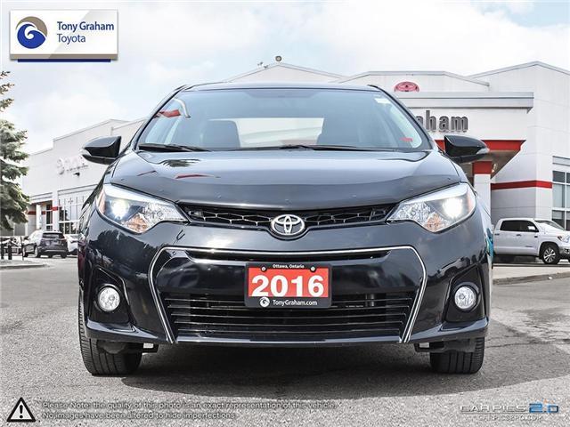 2016 Toyota Corolla S (Stk: U9006) in Ottawa - Image 2 of 26
