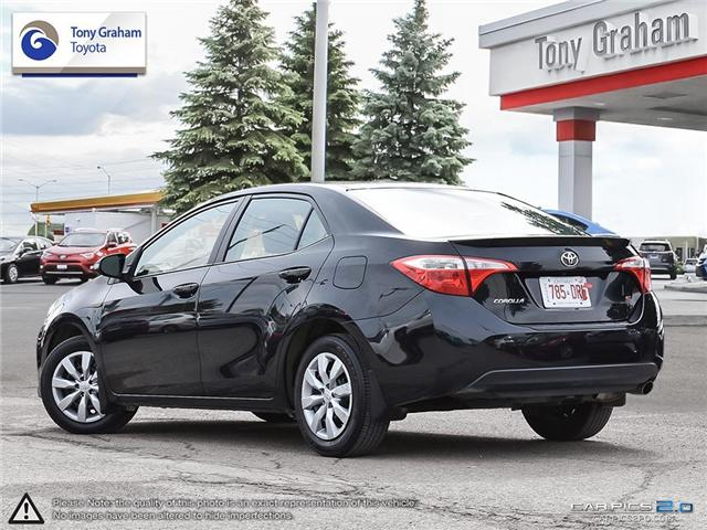 2016 Toyota Corolla S (Stk: U9006) in Ottawa - Image 4 of 26