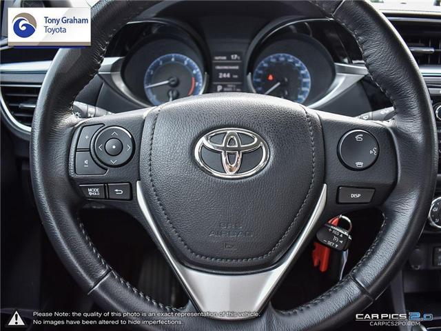 2016 Toyota Corolla S (Stk: U9006) in Ottawa - Image 14 of 26