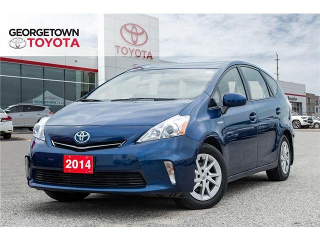 2014 Toyota Prius v Base (Stk: 14-12589) in Georgetown - Image 1 of 20