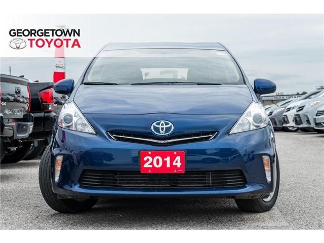 2014 Toyota Prius v Base (Stk: 14-12589) in Georgetown - Image 2 of 20