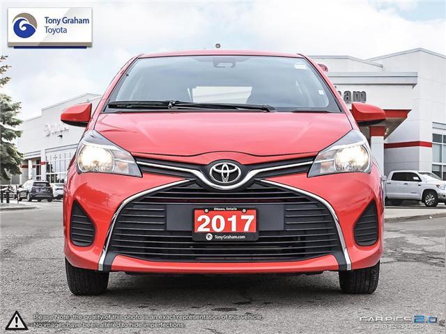 2017 Toyota Yaris LE (Stk: U9000) in Ottawa - Image 2 of 26