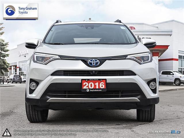 2016 Toyota RAV4 Hybrid Limited (Stk: E7678A) in Ottawa - Image 2 of 27
