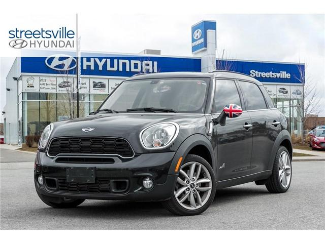 2012 MINI Cooper S Countryman  (Stk: 18EL175A) in Mississauga - Image 1 of 20