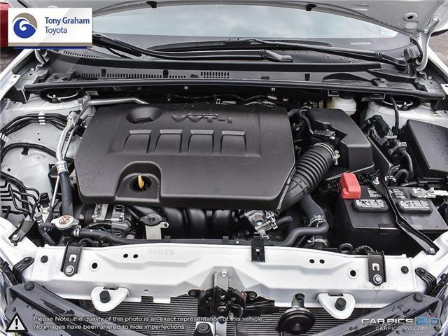 2018 Toyota Corolla CE (Stk: U9003) in Ottawa - Image 8 of 26