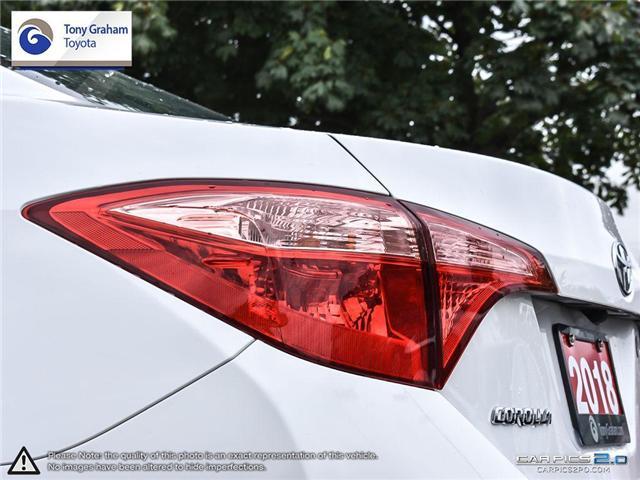 2018 Toyota Corolla CE (Stk: U9003) in Ottawa - Image 12 of 26