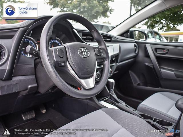 2018 Toyota Corolla CE (Stk: U9003) in Ottawa - Image 13 of 26