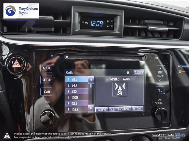 2018 Toyota Corolla CE (Stk: U9003) in Ottawa - Image 18 of 26