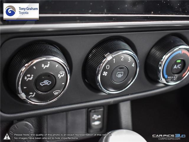 2018 Toyota Corolla CE (Stk: U9003) in Ottawa - Image 19 of 26