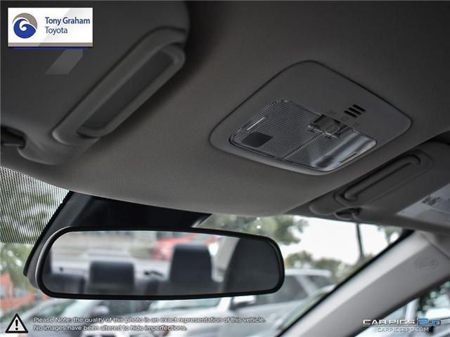 2018 Toyota Corolla CE (Stk: U9003) in Ottawa - Image 21 of 26