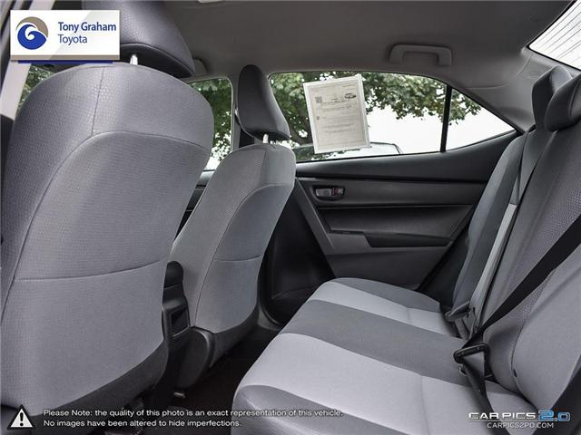 2018 Toyota Corolla CE (Stk: U9003) in Ottawa - Image 24 of 26