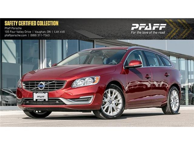 2015 Volvo V60 T5 AWD Premier Plus (Stk: P12256A) in Vaughan - Image 1 of 18