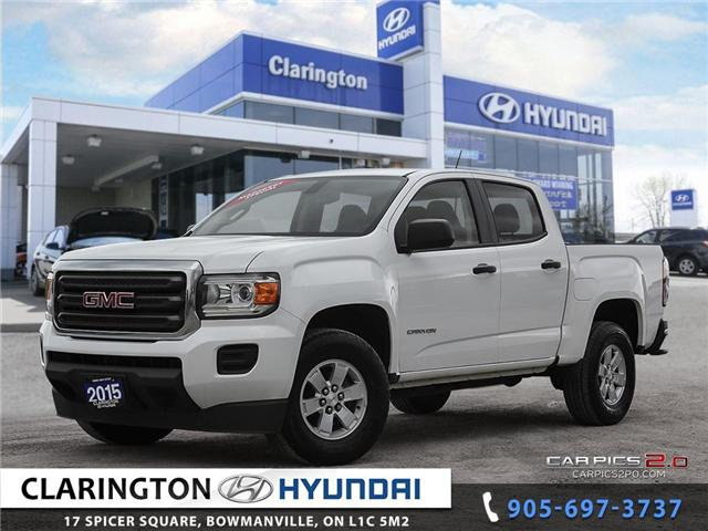 2015 GMC Canyon Base (Stk: 18458A) in Clarington - Image 1 of 27