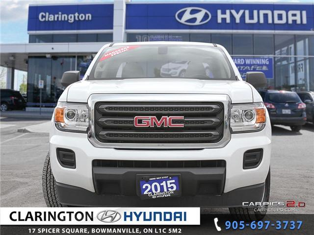 2015 GMC Canyon Base (Stk: 18458A) in Clarington - Image 2 of 27