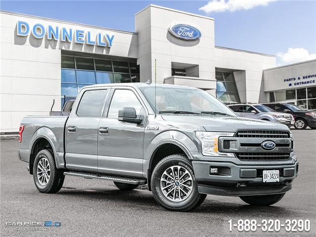 2018 Ford F-150 XLT (Stk: DR1925) in Ottawa - Image 1 of 28