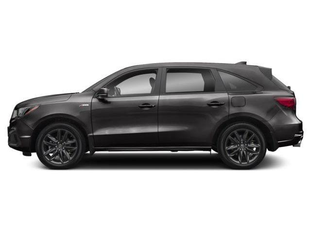 2019 Acura MDX A-Spec (Stk: K801827) in Brampton - Image 2 of 9