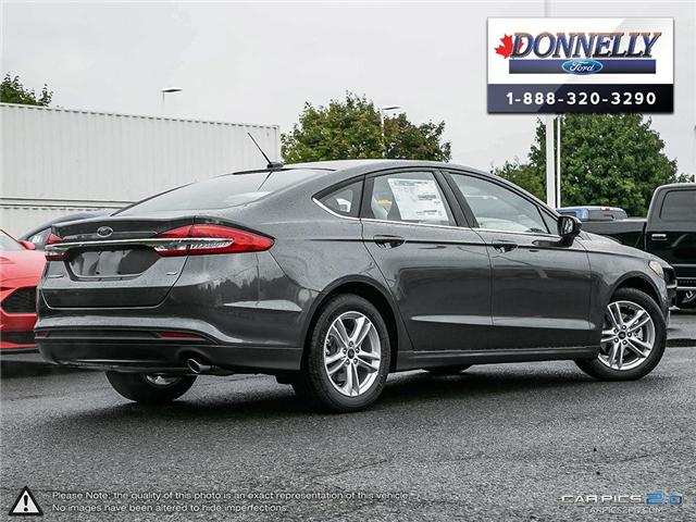 2018 Ford Fusion SE (Stk: DR2923) in Ottawa - Image 4 of 28