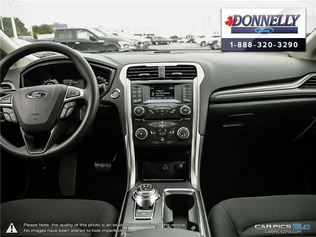 2018 Ford Fusion SE (Stk: DR2923) in Ottawa - Image 25 of 28