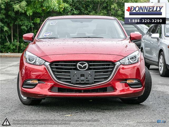 2017 Mazda Mazda3  (Stk: PLDUR5856) in Ottawa - Image 2 of 29