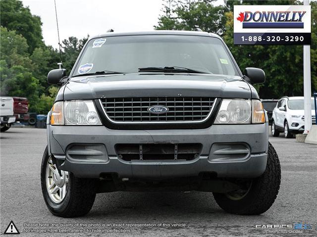 2002 Ford Explorer XLS (Stk: PBWDR1572A) in Ottawa - Image 2 of 20