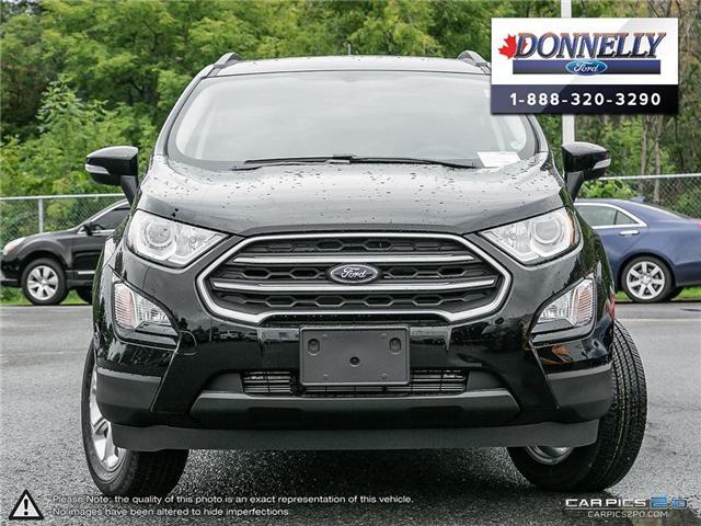 2018 Ford EcoSport SE (Stk: DR1996) in Ottawa - Image 2 of 29