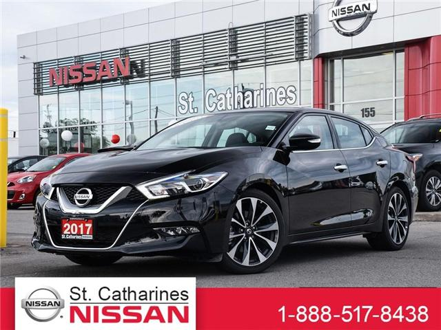 2017 Nissan Maxima SR (Stk: P-2088) in St. Catharines - Image 1 of 26