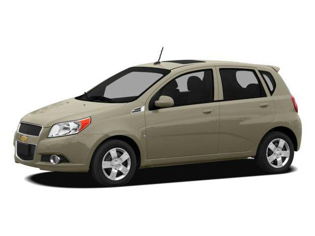 2011 Chevrolet Aveo  (Stk: WU127101) in Scarborough - Image 1 of 1