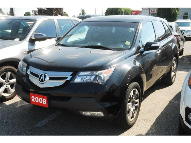 Used Acura MDX for Sale | Kitchener Ford