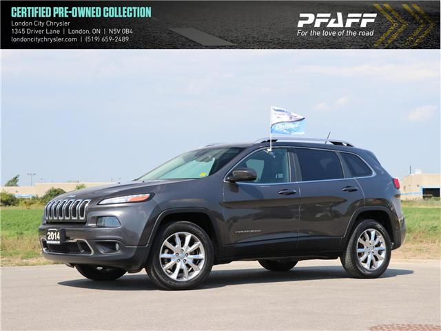 2014 Jeep Cherokee Limited (Stk: U8499A) in London - Image 1 of 23