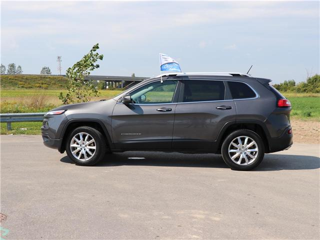 2014 Jeep Cherokee Limited (Stk: U8499A) in London - Image 2 of 23