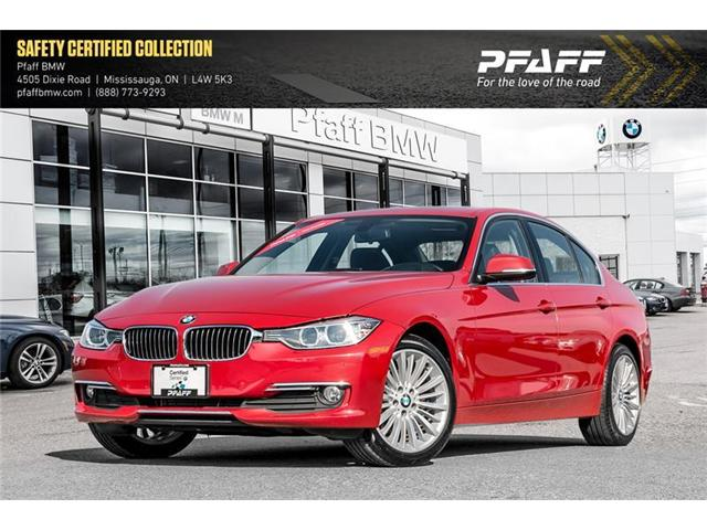 2014 BMW 328d xDrive (Stk: 21090A) in Mississauga - Image 1 of 20