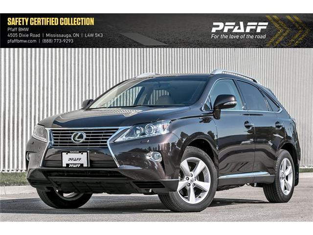 2014 Lexus RX 350 Base (Stk: 21351A) in Mississauga - Image 1 of 20