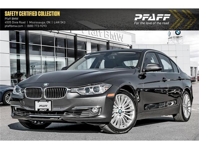 2014 BMW 328d xDrive (Stk: U5112) in Mississauga - Image 1 of 4