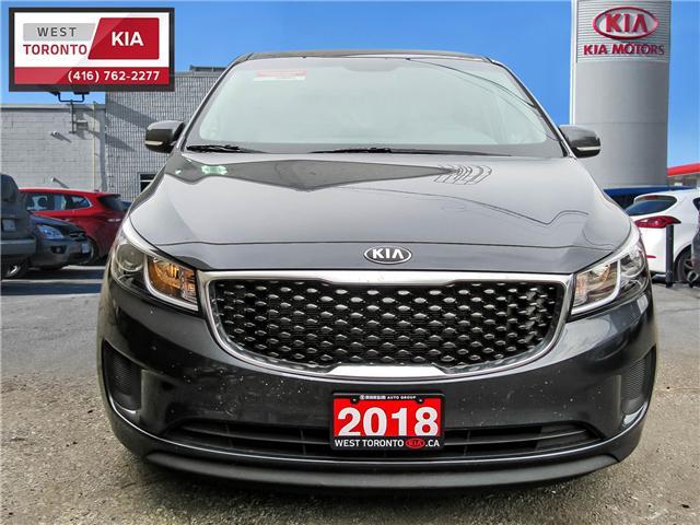 2018 Kia Sedona LX+ (Stk: P404) in Toronto - Image 2 of 14