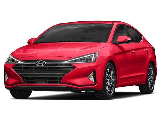 2019 Hyundai Elantra Preferred (Stk: 28005) in Scarborough - Image 1 of 3
