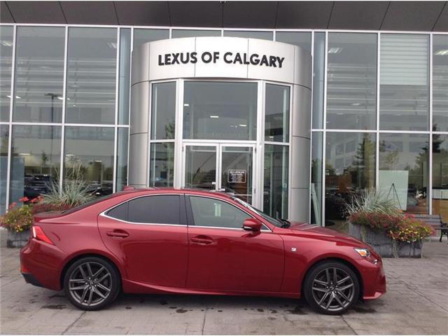 2014 Lexus IS 350 Base (Stk: 3837A) in Calgary - Image 1 of 15