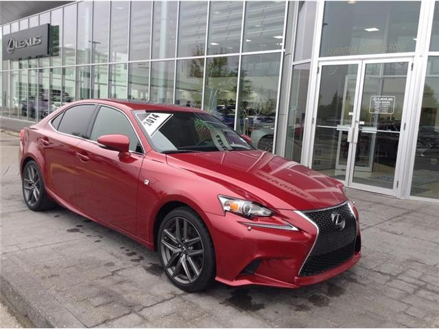 2014 Lexus IS 350 Base (Stk: 3837A) in Calgary - Image 2 of 15