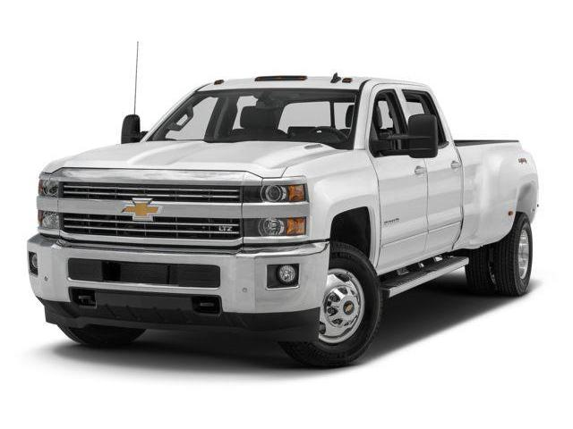 2017 Chevrolet Silverado 3500HD Chassis WT (Stk: GH17005T) in Mississauga - Image 1 of 10